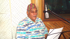 Audio Dubbing Dr. Mohan Agashe